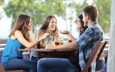 The 5 Friends Every Foodie Has
