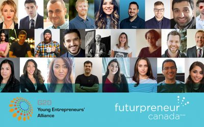 Press Release: HelpMeOrder cofounder representing Canada at G20 YEA Summit